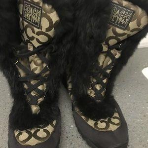 Coach Women Boots Lovely!